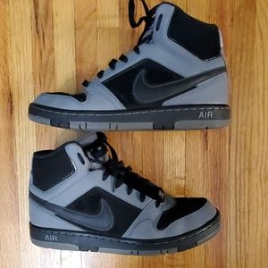 [Nike]  Air Force One High Tops Size 11